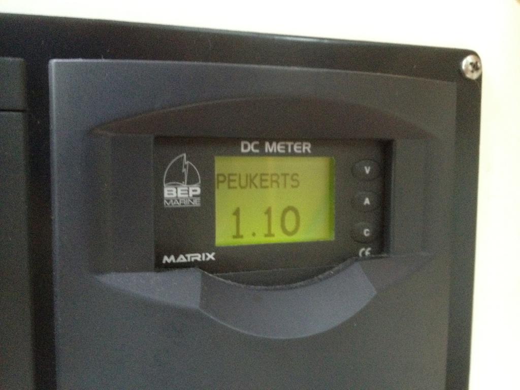 Peukert S Law : Lithium batteries
