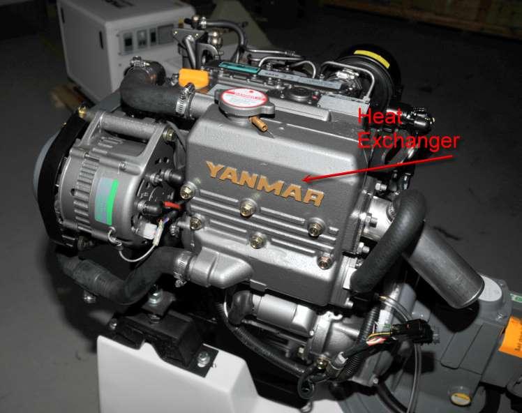 Yanmar 3YM30